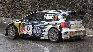 Marcus Grönholm at Rally Legend 2016 – VW Polo R WRC Pure Sound!!