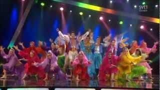 "Melodifestivalen 2013: Danny Saucedo ft. Gina Dirawi - ""Indie Club"" (In the Club)"