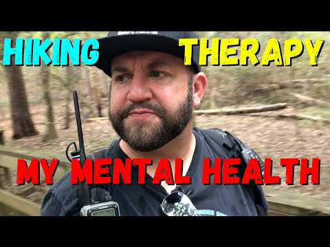 Hiking | Mental Health Therapy
