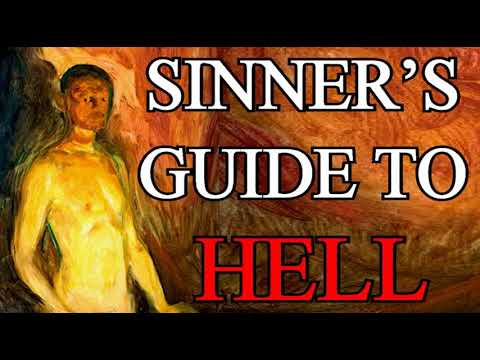 The Sinner's Guide to Hell - James McGready / 1800