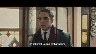 Legend (2015) - Shootout Pub Scene w/ Tom Hardy