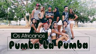 Pumba La Pumba - Os Africanos - Coreografia - Swing Dance
