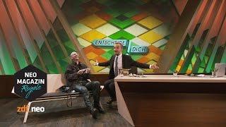 Entscheide dich! mit Dr. Mark Benecke | #witzefrei NEO MAGAZIN ROYALE mit Jan Böhmermann - ZDFneo