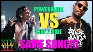 Rae Sremmurd - Powerglide vs Side 2 Side