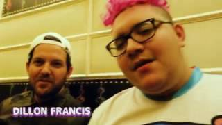 Slushii and The Slush it Up Tour VLOG