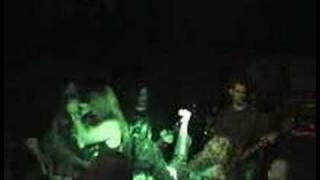 Witchburner - Blasphemic Assault live
