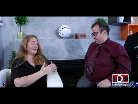 , TDC – Anthony Frisina Interviews Meghan Graham from The Centre in Hamilton, Wheelchair Accessible Homes