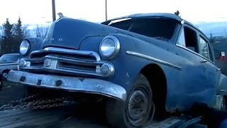 Saved From the Crusher: 1950 Dodge Special Deluxe!