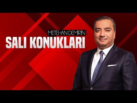 Metehan Demir'in Salı Konukları - 19 Mayıs 2020 - Ahmet Yavuz - Dr. Zekeriya Türkmen