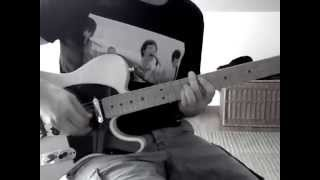 Eric Clapton -  Cocaine (COVER)