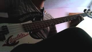 Garrobos - insignia patria (bass cover)