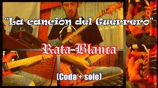 LA canción DEL guerrero -RATA BLANCA cover by RAMIRO BONILLA