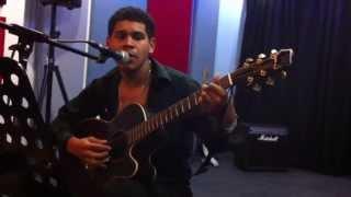 """A Thousand Years"" - Christina Perri (Jeff James aka JEFFRO Beatbox- Acoustic Cover)"