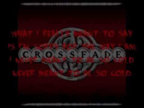 crossfade-cold-acoustic-hd-lyrics-mrwehage