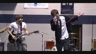Vacations - Falling For You (Live@Moravian College)