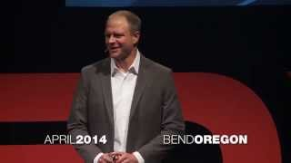 Changing the game in youth sports: John O'Sullivan at TEDxBend