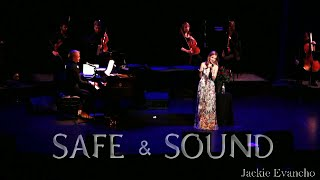 Jackie Evancho - Safe & Sound (Live in Concert)