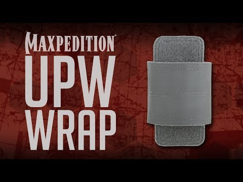 MAXPEDITION Advanced Gear Research UPW Universal Pistol Wrap