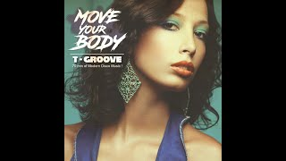 T-Groove feat. Diane Marsh - Everybody Dance (Gotta Get Up & Get Down Tonight) 12th April 2017