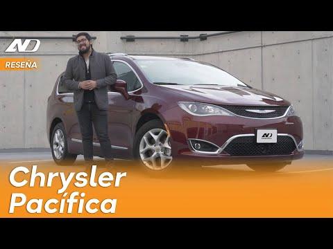 Chrysler Pacifica ?? - El renacimiento de la minivan