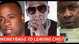 Moneybagg Yo HAS ISSUES with Yo Gotti and Blac Youngsta? His Actions and Words Say He May Leave CMG