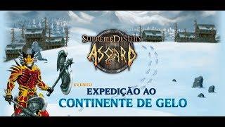 Supreme Destiny - Expedição ao Continente de Gelo (Pré-Evento)