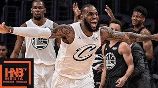 Team LeBron vs Team Stephen Full Game Highlights / Feb 18 / 2018 NBA All-Star Game width=