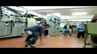 Tiësto vs. Diplo ft. Busta Rhymes - C'mon (break dance 2011 ramon rocha)