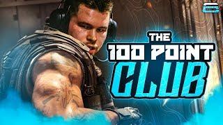 THE 100 POINT CLUB!! COACH TEEP JUMPS INTO THE COMMS! (COD: BO4)