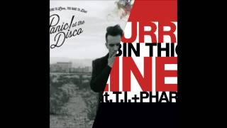 Nicotine vs Blurred Lines- Panic! At The Disco& Robin Thicke (feat. T.I & Pharrell)