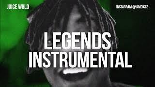 "Juice WRLD ""Legends"" Instrumental Prod. by Dices *FREE DL*"