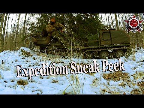 Mini Crawler Expedition (Sneak Peek) And Q&A