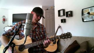 Keith Urban - Only you can love me this way - (Derek Cate acoustic cover)