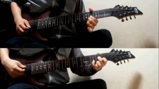 Schecter Omen-8 シェクター 8弦ギター 8th strings guitar