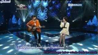 YongHwa & IU - Lucky (Cover) - Sub Español
