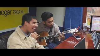 """Cada Quién Cover en Radiodifusora // EL CHOCO TABASQUEÑO Y ALEXIS SOLIS """"EL JAGUAR"""" Ft. Eddie Ramón"""