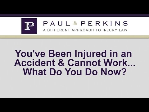 How Can I Be Compensated For My Injuries From A Car Accident? – FL Injury Attorney Paul Perkins