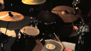 Motorhead - Live in the Sand drum cover