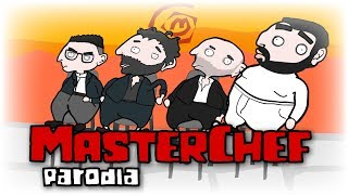 MasterChef ITALIA - parodia animata