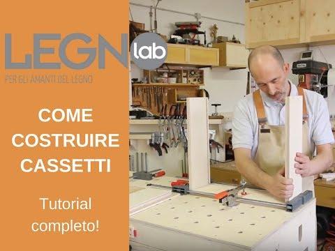 Cassetti Nelle Scale : Come costruire una scala con cassetti fai da te mania
