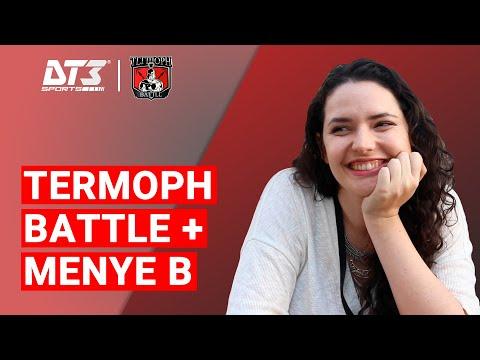 MenyeB - Entrevista na Termoph Battle