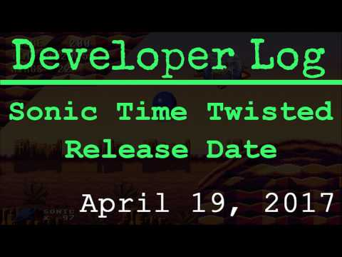 Overbound Developer Log - Sonic Time Twisted Release Date: April 19