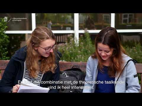 Bachelorprogramma Taalwetenschap photo