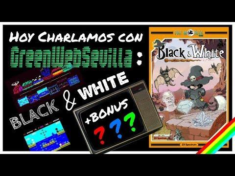 Hoy Charlamos con Greenweb Sevilla: Black & White + Bonus