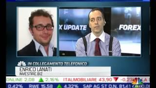 Enrico Lanati - Intervento su SKY sul canale Class CNBC