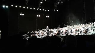 """Ennio Morricone live in Roma 7 luglio 2017 """"Discorso Iniziale"""""""
