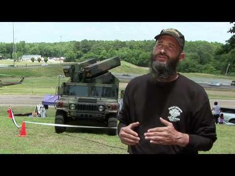 ASTV Trail Of Honor Jackson, MS - Veterans Tribute