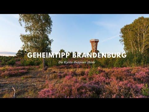 Geheimtipp Brandenburg: Die Kyritz-Ruppiner Heide