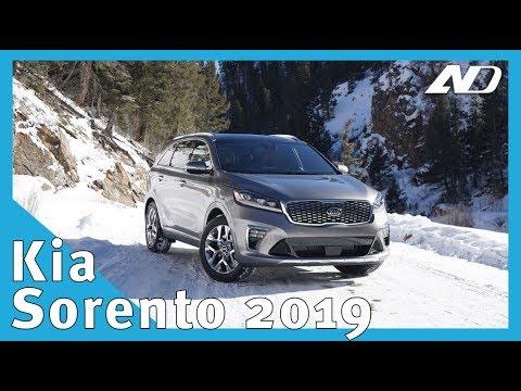 Kia Sorento 2019 - Primer vistazo desde Colorado