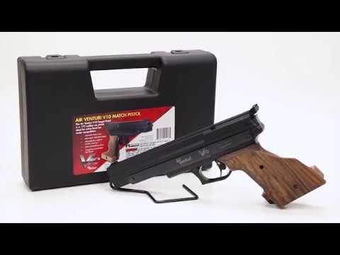 Video: Air Venturi V10 Match Air Pistol | Pyramyd Air